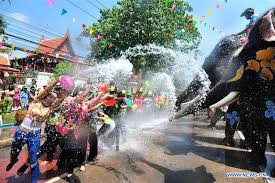 water festival celebrated in thailand china org cn