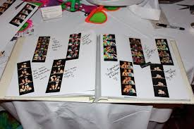 Personalized Scrapbook Cincinnati Wedding Photo Booths Photo Booth Rental Cincinnati Oh