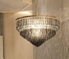Gold Glass Chandelier Luxury Chandelier Luxury Lighting Designer Lighting High End