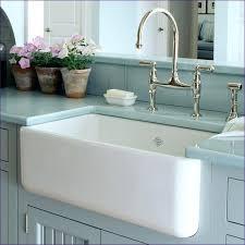 33 inch farmhouse kitchen sink porcelain farmhouse sink white and deep farm sink for kitchen