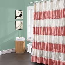 Wayfair Com Curtains Best 25 Coral Shower Curtains Ideas On Pinterest Navy Shower