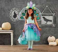 Peacock Halloween Costume Girls Family Friends Halloween Costumes Costumes Scary Halloween