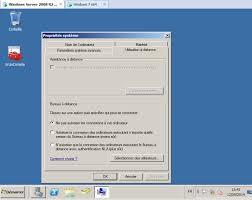 activer bureau à distance tp s windows server 2008 outils d administration pdf