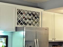 wine racks u0026 cabinets awesome kitchen cabinet wine rack 4973