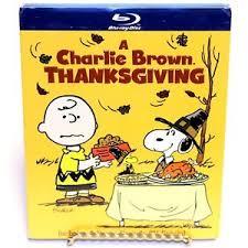 thanksgiving dvd peanuts a brown thanksgiving dvd 2 disc