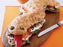 snake sandwich recipe myrecipes