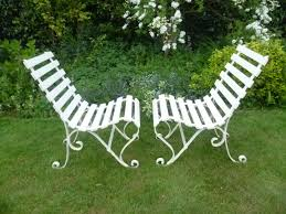 garden chairs bistro wicker garden furniture with round table