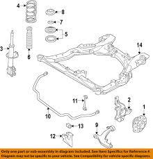 nissan murano wheel bearing nissan oem 09 14 murano front suspension front hub u0026amp bearing