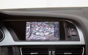 2013 audi allroad 2 0t quattro google navigation screen photo