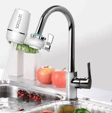 kitchen faucet water filter lts 86 tap faucets water filter washable ceramic faucets mount