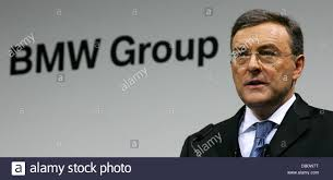 bmw ceo bmw ceo norbert reithofer presents the company strategy at the