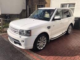 white facelift range rover sport autobiography beige interior