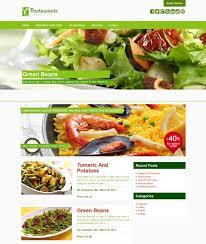 themes wordpress restaurant free amazingly awesome wordpress food restaurant responsive themes free