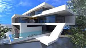 best modern house minecraft how to build a modern house best house tutorial youtube