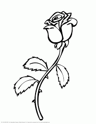 coloring pages flower free printable coloring pages throughout