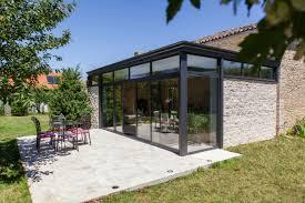 vitrage toiture veranda véranda aluminium 70mm par sepalumic