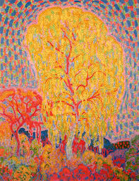 autumn tree wooden jigsaw puzzle liberty puzzles made in the usa