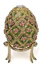 Diamond Trellis Egg Cheap Faberge Egg Music Box Find Faberge Egg Music Box Deals On