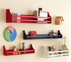 perfect childrens wall bookshelves designs interior decoration
