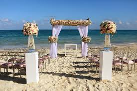 Michaels Wedding Arches Riviera Cancun Wedding Now Sapphire Kayleigh And Michael