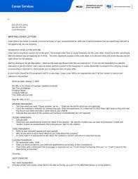 Purpose Of Cover Letter For Resume Maukerja On Twitter