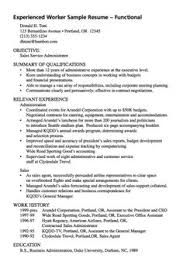 Example Of A Resume by Sample Contract Lobbyist Resume Http Exampleresumecv Org