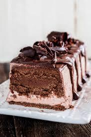 chocolate ice cream cake olivia u0027s cuisine