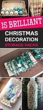 Christmas Decoration Storage Diy by Christmas Decoration Storage Tips Storage Decoration And