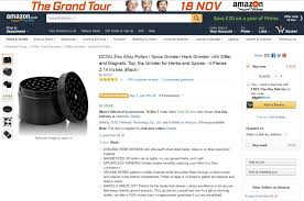 how amazon sellers make money on black friday amazon sale includes u0027herb grinders u0027 that weed smokers use to make