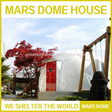 Geodesic Dome House Grp Geodesic Dome Shape Granny Flat House Made In China Buy
