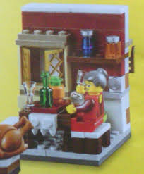 lego thanksgiving feast 40123 seasonal set revealed bricks and bloks