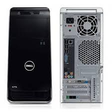 ordinateur de bureau dell xps 8500 dell xps 8500 blanc noir 8500 7049 achat ordinateur de bureau