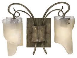 Rustic Bathroom Lighting - 17 ideas of rustic bathroom lighting delightful design interior