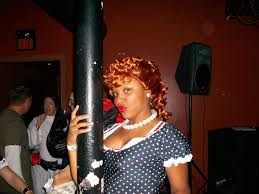nichole last year for halloween i was lucy from i