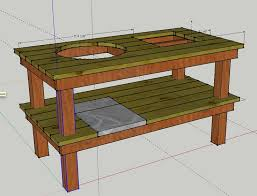 how to build a weber grill table weber grill table diy build a weber grill table grill table for