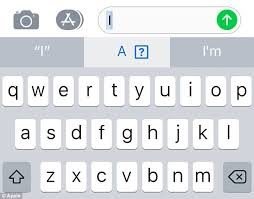 apple finally releases fix for the u0027i u0027 autocorrect issue daily