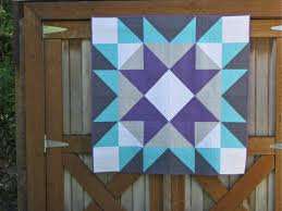 How To Make A Barn Quilt Inspired Star Quilts Barn And Barn Quilts