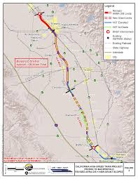 Amtrak Route Maps by High Speed Rail U0027s Central Valley Section Build It U2013and Who Will
