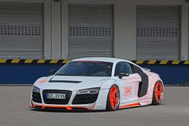 nardo grey r8 eye catching audi r8 customization by performance