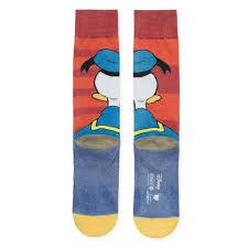 donald duck mens disney socks stance