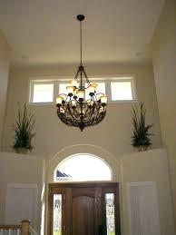 foyer lighting foyer lighting high ceiling foyer lighting high ceiling