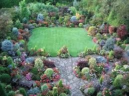 Garden Shrubs Ideas Shrub Garden Plan Autouslugi Club