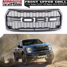 Ford Raptor Grill Lights - for 2015 2016 2017 ford f150 raptor conversion packaged ford