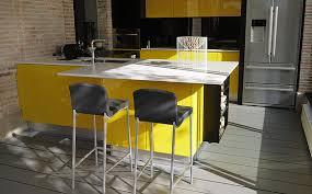 cuisine noir et jaune cuisine noir et jaune finest du dans la dco les meilleures