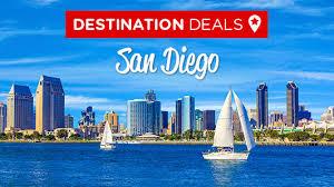 Destination deals  San Diego