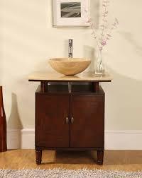 Bathroom Bathroom Cabinet For Vessel Sink On Bathroom With Regard - Bathroom vanity for vessel sink 2