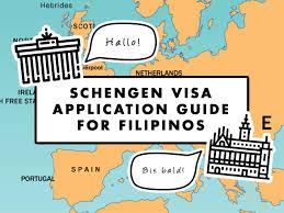 schengen visa application guide for filipinos