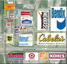 Avon Ohio Map Property Detail