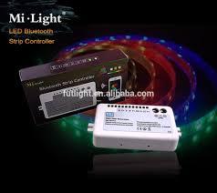rgb led light controller dc12v 24v wireles rgb led controller mini bluetooth rgb controller