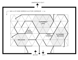 emergency exit floor plan template the triangular grid system how to part 2 hauntrepreneurs